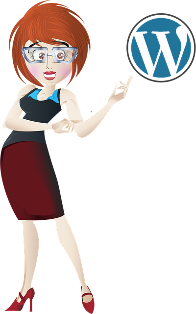 Wordpress Woman